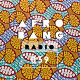 Afrobang Radio - 039 ft. the mad scientist DXTR Spits