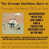 The Strange Boutique Show 119