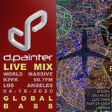d.painter Live Mix on World Massive: Global Bass (04-18-2020)