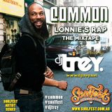 Common: Lonnie's Rap (The Mixtape) - Mixed By Dj Trey (2014)