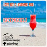 GRINGODJ - LIVE SET 5 NOVEMBER 2016