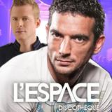 Guéna LG & Antoine Clamaran @L'Espace Discothèque (Rennes)