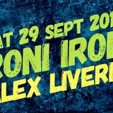 Roni Iron @ Petrino Bar (29.9.18)