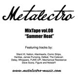 Metalectro MixTape vol.08 - Summer Heat [Aug. 2011]