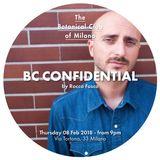 #BC10 - 08022018 - Rocco Fusco
