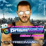 10 YEARS PRISM PRIDE TORONTO 2013 - OFFICIAL PODCAST - MICKY FRIEDMANN