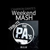THE WEEKEND MASH-UP