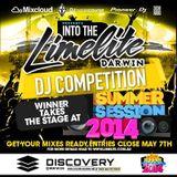 into the limelite DJ competition 2014 darwin DJ Shappo