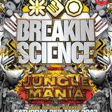 Dillinja w/ Eksman & Herbzie - Raveology Vs Breakin Science - 2009