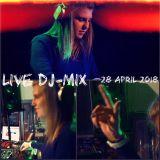 Live DJ-Mix 28 April 2018, Steamup Radio