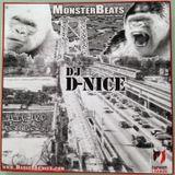 Dj D-Nice - Monster Beats (White Gorilla Edition)