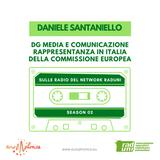 EUROPHONICA: INTERVISTA A DANIELE SANTANIELLO