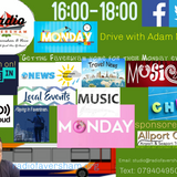 Monday Drive Live with Adam Mills - 9th December 2019