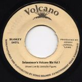 Selassieson Volcano Mix Vol.1 (Mixed By JonnyGo Figure)
