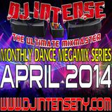 MONTHLY DANCE MEGAMIX APRIL 2014