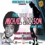 THE BEST OF MICHAEL JACKSON MIXTAPE