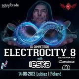Electrocity 8 Contest - Dj Cach