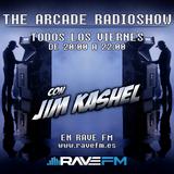 The Arcade Radioshow #103 (19-08-2016) www.ravefm.es