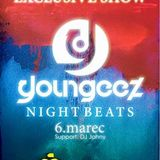 Youngeez night beats @ Ponorka Music Pub Prešov 6.3.2015