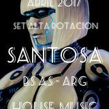 Set alta rotacion emitido en www.understation.com.ar Santosa @ Under Station Radio Abril 2017