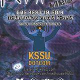 Kung Pow - KSSU Internet Radio Show Mix / Aired - Nov. 15, 2012