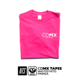 CDMX Tapes w/ Wasted Fates & Pininga - 6th February 2017