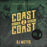DJ Metys ► Coast 2 Coast, Vol. 9