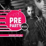 #151 NRJ PRE-PARTY - NEW JENT Hot Mix [2019-11-08]