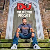 Mr. Brown DJ MAG Canada Podcast Summer 2014