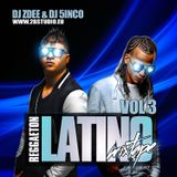 Latino Vibe VoL3 DJ ZDeE & DJ 5inco
