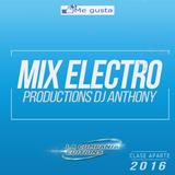 Electro Mix By Dj Anthony (Ediciones Track Por Track)