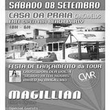 Magillian Live @ Casa Da Praia Open Air BeachParty Carcavelos (Part.1) 08.Sep.2012