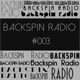 Backspin Radio #003  [Special Guest Lucanoz]