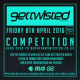 Get Twisted DJ Competition - Dan Hayes
