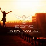 Dj Zeno - August Mix ( Chill, Deep, Vocal )