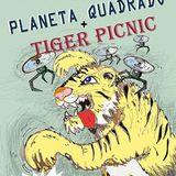 Tiger Picnic + Planeta Quadrado na Manteigaria 2016-02-20