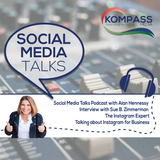 Episode #20 Social Media Talks Podcast interview with Sue B. Zimmerman The Instagram Expert