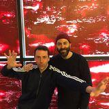 Oskar Mann with Simon Katz (Jamiroquai) live from RedBullStudiosNY