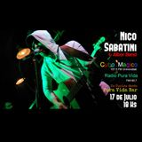 Nico Sabatini & Albor Band - Cubo Mágico 17/07/2015