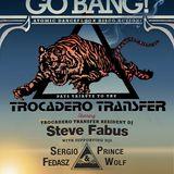 Steve Fabus at Go BANG! October 2015