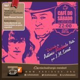Café do Sábado 96 - Joan Manuel Serrat: Dedicado a Antonio Machado, Poeta