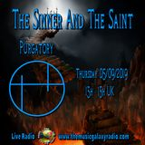 The Sinner and The Saint: Purgatory! Recorded Live on The Music Galaxy Radio 05/09/2019