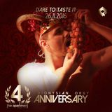 4 amazing years The Apartment club Athens! Dionysian orgy
