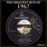 GREATEST HITS 1967 vol 1