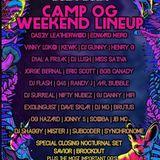 JONNY 5  Live @ Nocturnal Wonderland_Camp OG_2018
