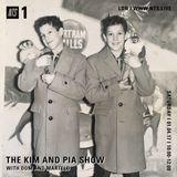 The Kim & Pia Show w/ Dom & Martelo - 1st April 2017