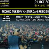 ADE 2018  in deep n dance (Techno Tuesday)