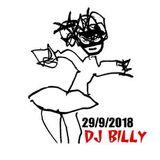 DIABOLIK'A- THE RE-UNION-29-09-2018- BILLY- UNA NOTTE AL GRAND HOTEL