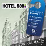 Hardwell @ Radio 538 Hotel 538 (ADE) 2014-10-17