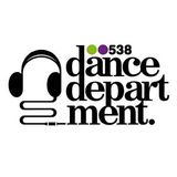 The Best of Dance Department 544 with special guest Shaun Frank